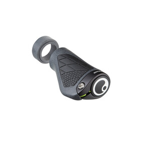 Ergon GS1 Griffe Single Twist-Shift grau/schwarz
